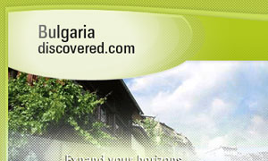 Bulgaria Discovered